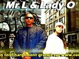 "MIX NETTAPE ""HIP-HOP REGGAE DANCEHALL Remix"" MR L & LADY O"