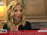 """Sandrine Kiberlain : """"Les Femmes du 6ème Etage"""" à Lille"""