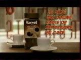 Publicité Café Maxwell 1999