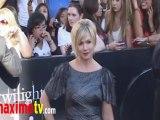 "Peter Facinelli and Jennie Garth at ""ECLIPSE"" Premiere"