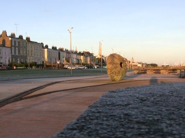 A Frosty MOrning in Dun Laoghaire