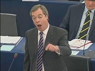 Discurso de Nigel Farage, 19/01/2011