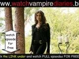 Vampire Diaries season 2 episode 12 The Descent HQ