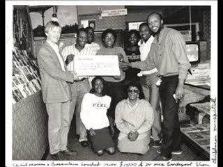 PCRL fundraising 1987