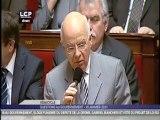 Député énervé questionne le gouvernement (18/01/11)