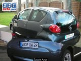 Occasion Toyota Aygo St Quay Portrieux