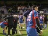 Rugby XV Pro D2 défaite USC FC Grenoble Carcassonne 22 01 11