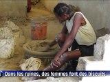 """Haïti: une ancienne prison transformée en """"usine"""" à biscuits"""