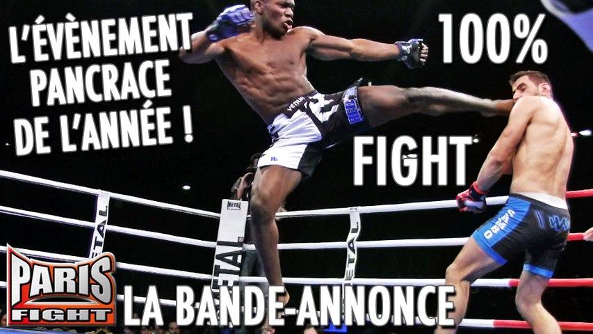 100% FIGHT 4 avec METAL BOXE (Exclusivité PARIS FIGHT)_HD