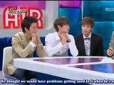 [Eng sub] Super Junior talk about Kangin & Hankyung