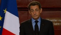 Disparition Laetitia : réaction Sarkozy