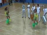 Spectacle de danse danse bresilienne - Octobre 2010
