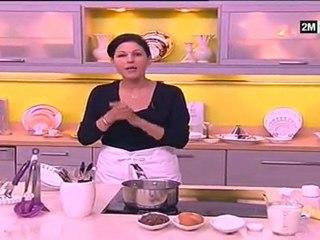 dessert choumicha - recette pour enfant flan yaourt
