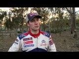 Video WRC   Interviews Citroën sur la DS3 WRC (FR)