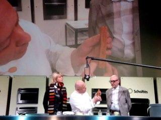 Paris des Chefs 2011 ThierryMarx on stage ...