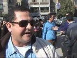 Anti-government protests held across Egypt