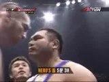 Boxeur fou