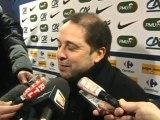 Nîmes-Nancy: Réaction de Pablo Correa (Foot Coupe de France)