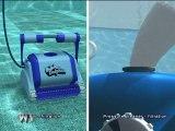 Avantages robots nettoyeurs piscine Dolphin Maytronics