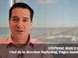 Stéphane Marceau à propos de l'événement Montréal Web Video