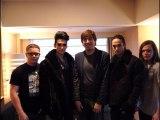 Interview Radio 81.3 FM J-WAVE - Tokyo (Japan) 14.12.2010