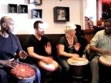 Guem en concert au Caylus cafe le vendredi  14 janvier 2011