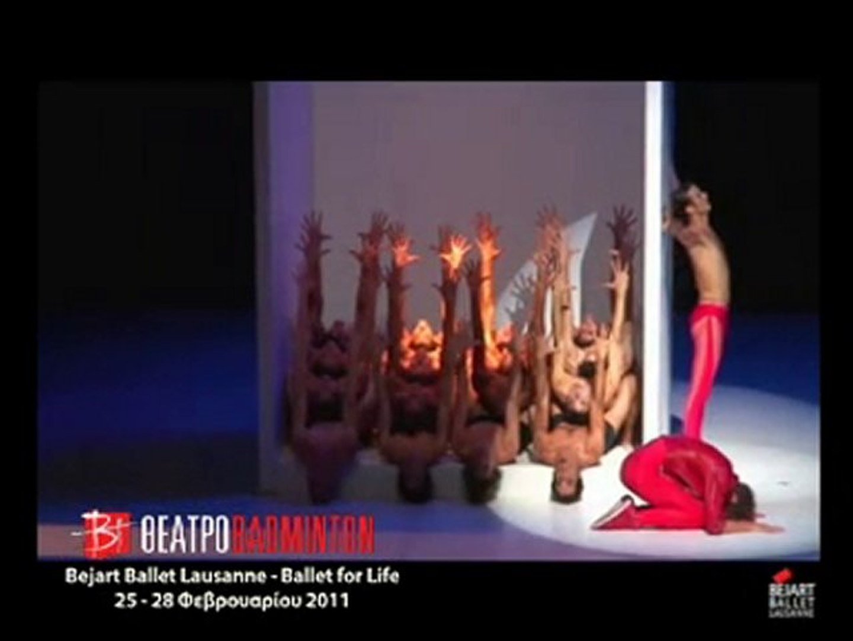 Bejart Ballet Lausanne - Ballet for Life
