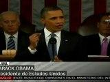 Renovadas promesas en el discurso anual de Obama