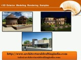 3D Architectural Rendering, 3D Architectural Modeling