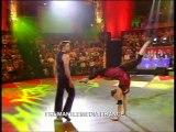 Tango acrobatique - Acrobatic Tango