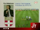 Football : Caçapa signe avec Evian-Thonon-Gaillard FC
