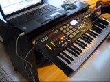 1er prod avec mpk49 et le logiciel ableton live 8