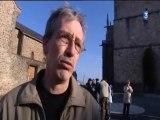 Manifestation à Limoges : Fr3 interview Philippe Babaudou