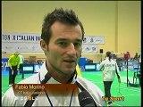 TG Sport (Rete Sole) : Italian International Badminton