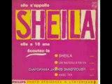 SHEILA PRENOMS NOMS ET PERSONNAGES