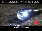 High Intensity LED Flashlights –6PX Tactical from SureFire