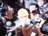 """ElBaradei: """"le peuple égyptien a brisé le mur de la peur"""""""