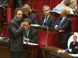 Luc Chatel - Questions au Gouvernement - 1er février 2011