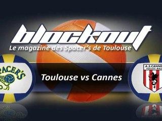 Blockout n°8 - Toulouse vs Cannes - Ligue A