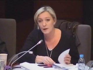 31-01-11 - 3 - Marine Le Pen fait retirer une délib. pro-OGM