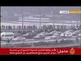 Al jazeera début manifs Révolte Egypte ! 28/01
