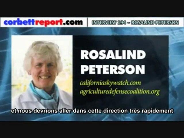 Géoingénierie par Rosalind Peterson