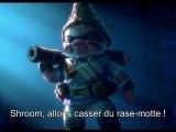 Opération commando pour Gnomeo