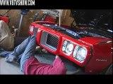 """1969 Pontiac Firebird """"Routy"""" Final Assembly Video V8TV"""