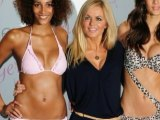 Geri Halliwell launches her new swimwear range for Next