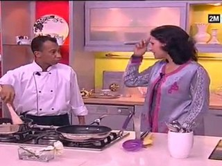 choumicha 2014 - Recette De Cuisine : brandade
