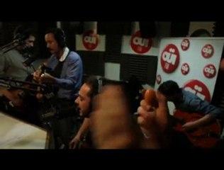 ELISTA - Live @Ouï FM - 25/01/11 - TROISIEME PARTIE / DAHO