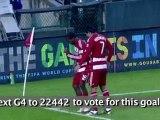 Major League Soccer Goal of the Week: Marvin Chavez