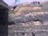 Travis Pastrana Base Jump off Perrine Bridge
