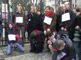 Lycée Jean-Baptiste-Corot : les enseignants indignés